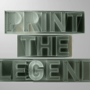 Print the Legend: Exclusive First Look Preview
