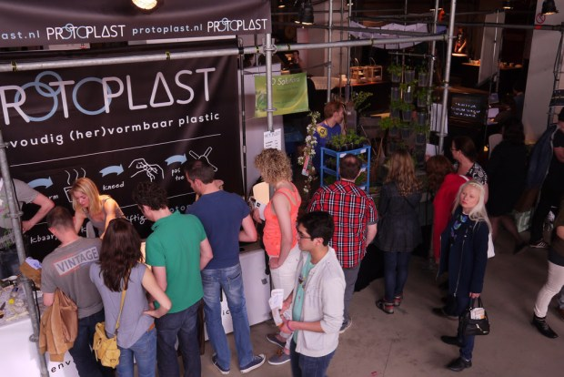 Protoplast + Urban Farming. Photographer Leo Bakx