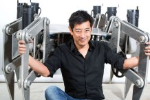 Grant Imahara's Hollywood Dream Machines, and the Spider Robot that Almost Killed Him