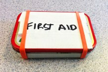 Ultralight First Aid Kit