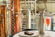 Whip It Good: Nitrogen Cavitation in the Kitchen