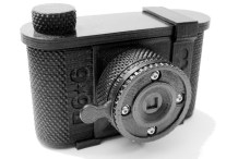 3D-Printed Pinhole Camera