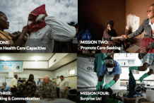 Makers Against Ebola - The Missions