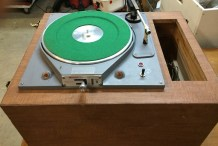 Turntable Repair with a 3D Printer
