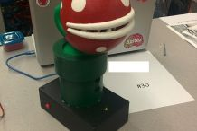 """Fireball"" Shooting Piranha Plant"