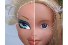"""Artist Upcycles Dolls By Giving Them """"Makeunders"""""""