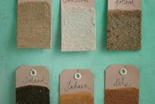 DIY Beach Sand Memory Tags