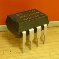 555-timer as an arcade stool