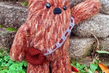 Crochet This Adorable Chewbacca