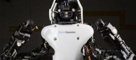 Rockstar Robots: Meet Boston Dynamics' Atlas