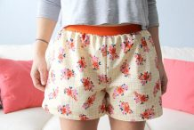 Women's Boxer Shorts Sewing Pattern