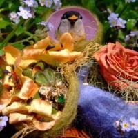 Flashback: Felted Eggs for Spring