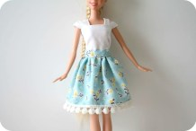 Sew Your Own Doll Clothes