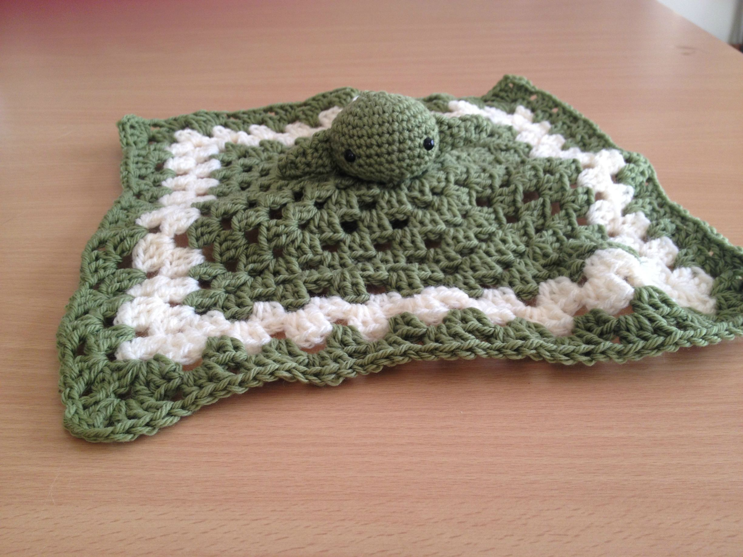 Babys First Crocheted Yoda Outfit Make: