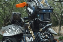 Chappie: What To Do When You Build a Sentient Robot