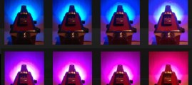 Million Color HSL Flashlight