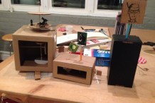 How to Make Cardboard Automata