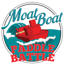Moat Boat Paddle Battle at Maker Faire Bay Area