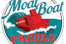 Win Awesome 3D Printers at the Moat Boat Paddle Battle!