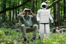 4 Real Robots That Can Trace Their Lineage to Movies