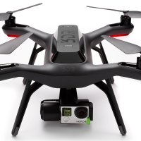 3D Robotics' New Solo Quadcopter: Dual Linux Processors, Unprecedented GoPro Control