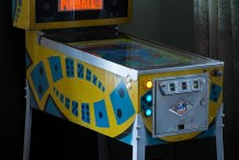 Digital Pinball Looks and Feels Like the Real Thing