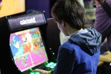Gaming Goes Retro at Maker Faire UK