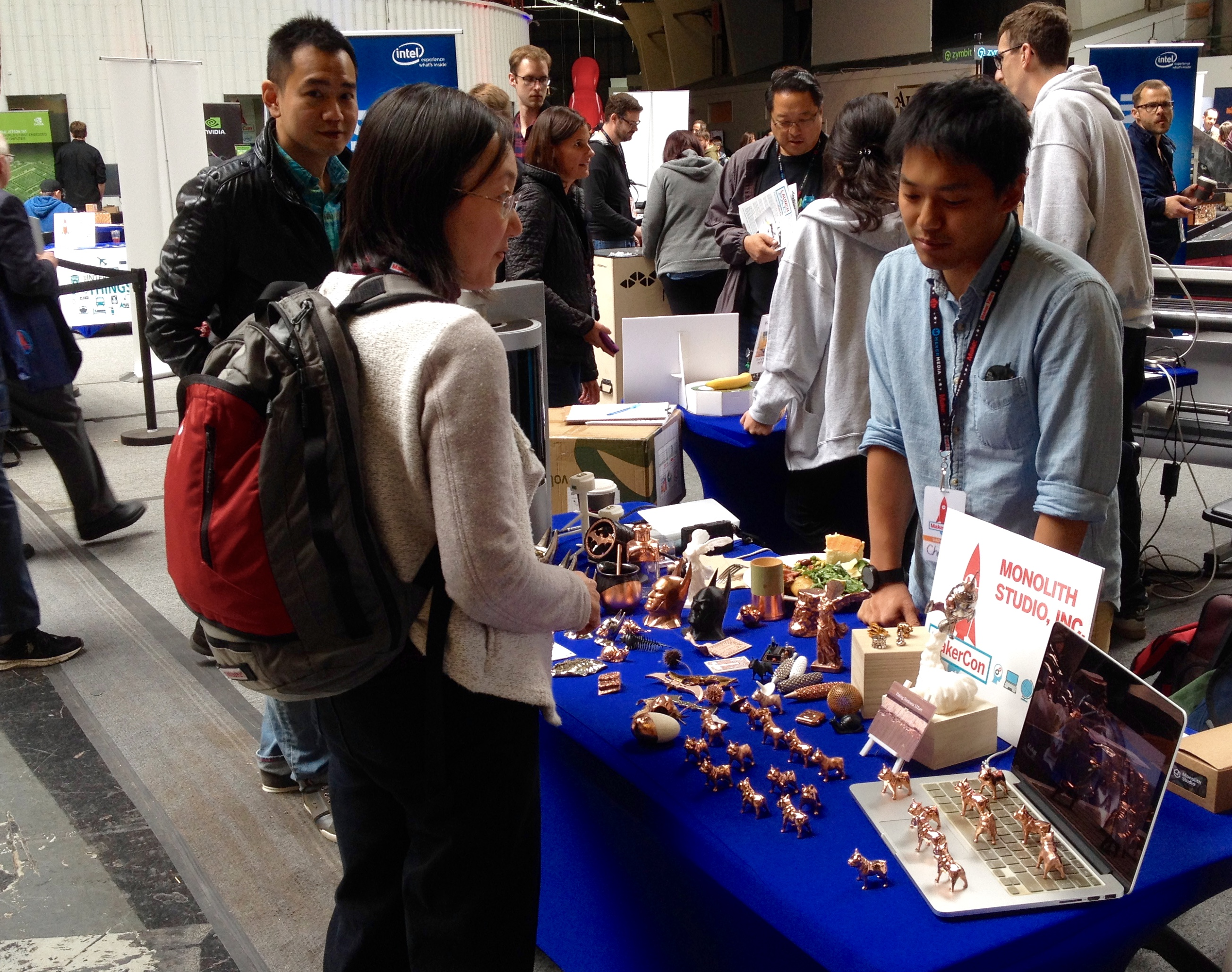 See The Amazing Makers Of The Makercon Showcase Make