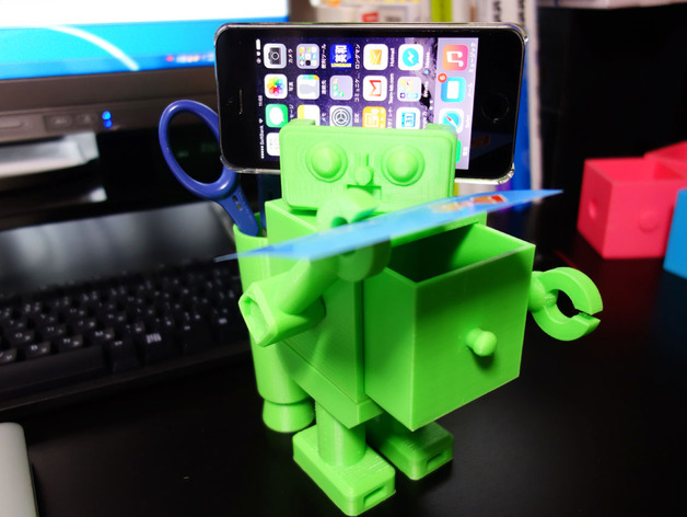 Replicate Some Robots With These 3d Printing Projects Make
