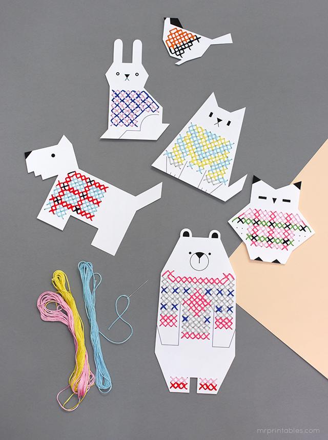Craft Ideas - Magazine cover
