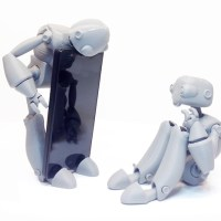 BeQui,  Jointed Robot by bqLabs