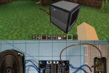 Minecraft Activated Arduino Alarm