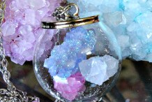 Crafty Science: DIY Crystal Ball Jewelry with Borax Crystals