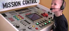 How to Build a Mission Control Desk