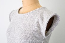 Summer Knits: Over-the-Top Short Sleeve Sweater