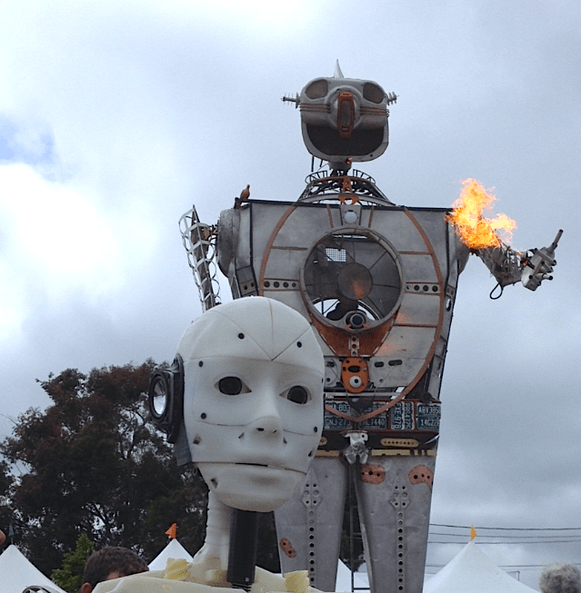 10 Years of Maker Faire
