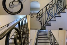 Blacksmith Shares How to Build Crazy Curly Handrails