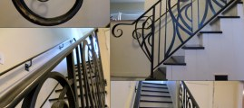 Blacksmith Shares How to Build Crazy Curly Handrails