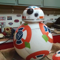 Kurt Zimmerman's BB-8 Build