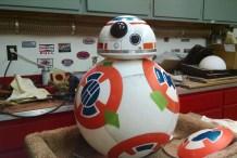 Kurt Zimmerman's BB-8 Build