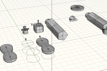 Building a Robot Arm Part 1: Designing the Arm with CAD Software
