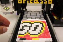 Building the Bricasso Lego Mosaic Printer