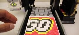 Building the Bricasso Lego Mosaic Printer