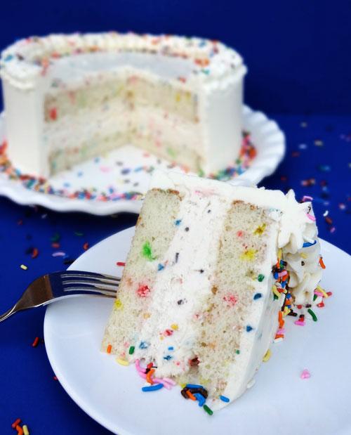 Ice Cream Skateboards Ice Cream Cake With Layers of