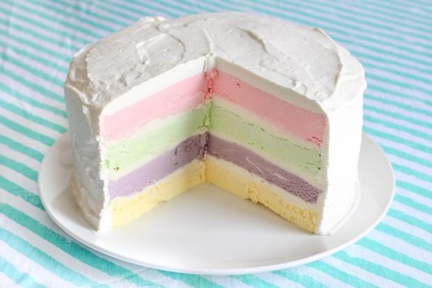 kool aid ice cream cake