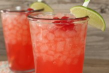 Sweet Sips: Cherry Limeade Recipe