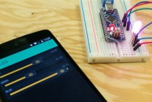 Control an Arduino with Your Smartphone via Blynk