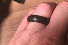 Maker Loses Wedding Ring in the Surf, Immediately Fabricates Another