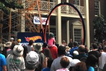 The Physics of the Latest Record-Breaking Hot Wheels Loop
