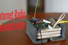 Rebroadcast Internet Radio with a Raspberry Pi